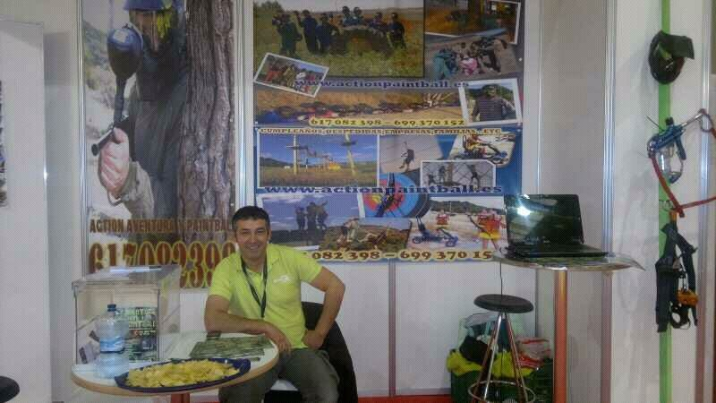 Intur 2012 Action Paintball