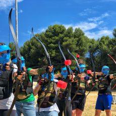 Archery Combat Tiro con arco Valladolid